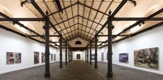 Lu Song. Interni Romani. Exhibition view at Mattatoio, Roma 2018. Photo Giorgio Benni