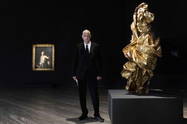 Luc Tuymans alla Fondazione Prada, Milano 2018. Photo Ugo Dalla Porta. Courtesy Fondazione Prada