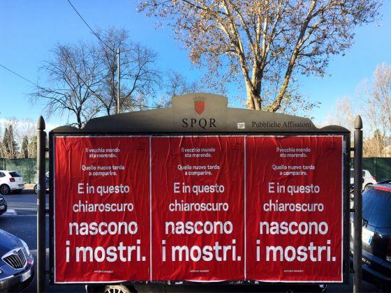 Alfredo Jaar, Chiaroscuro, LA STRADA. Courtesy Fondazione MAXXI