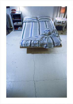Manlio Capaldi, Leaks (the Burroughs bed)