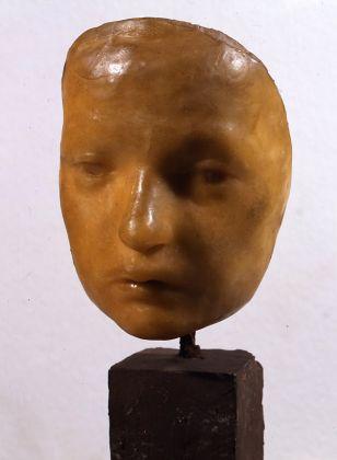 Giacomo Manzù. Testa, 1938-1939
