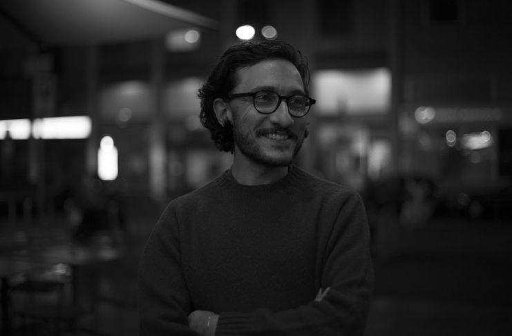 Marco De Vincenzo - Portrait - courtesy of Alessandro Di Palma