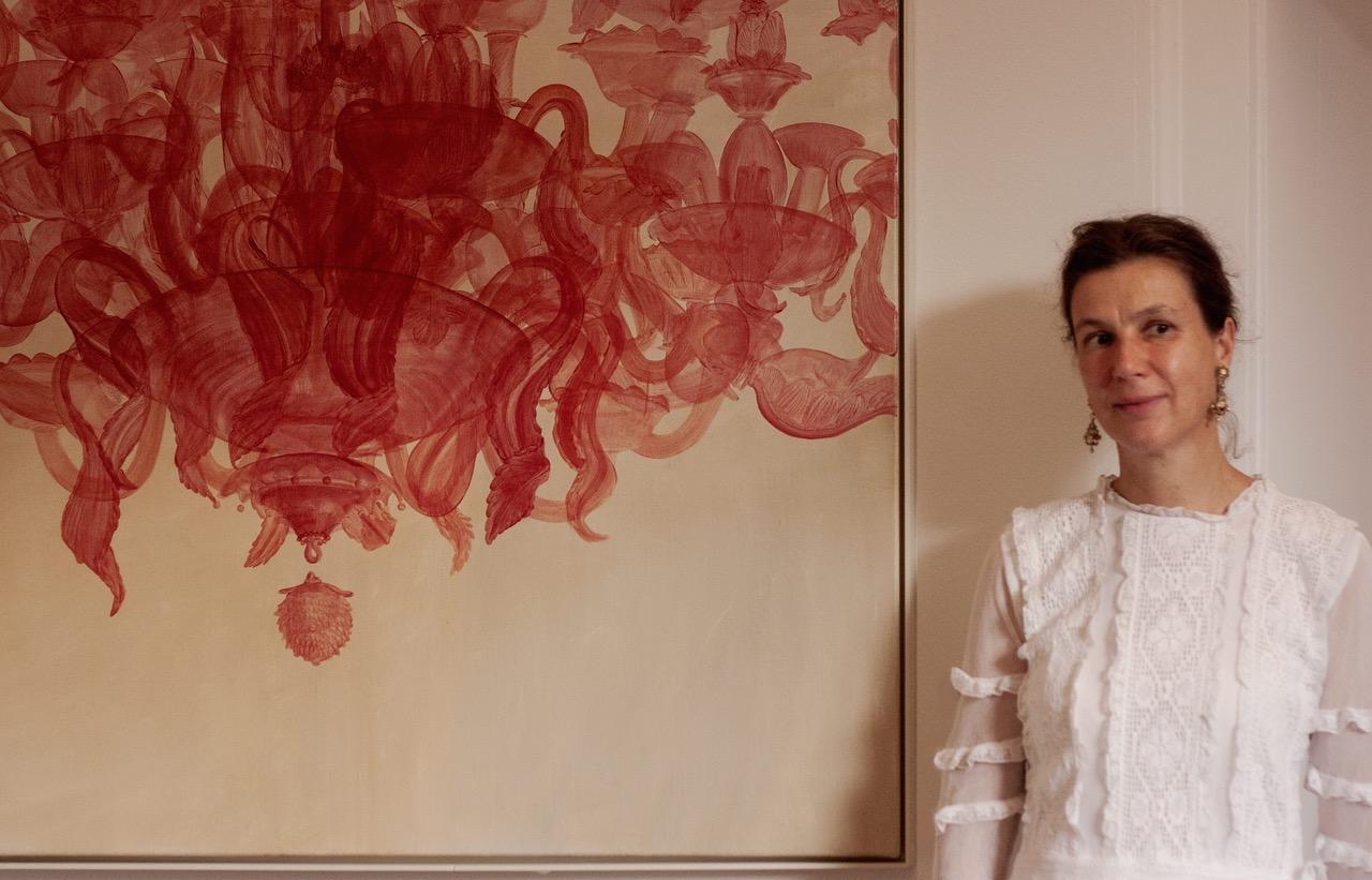 Intervista alla pittrice Marta Sforni