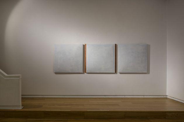 Mats Bergquist-Rest. Exhibition view at Galleria San Fedele, Milano 2018