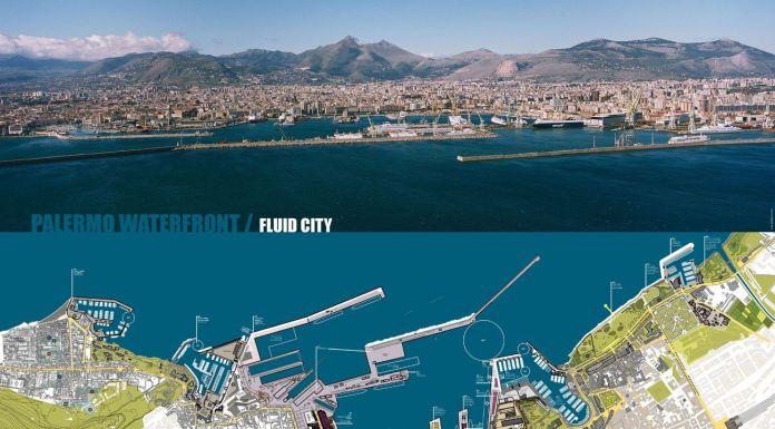 Maurizio Carta con Barbara Lino, Progetto urbanistico per il Piano Regolatore Portuale del Porto di Palermo, 2018