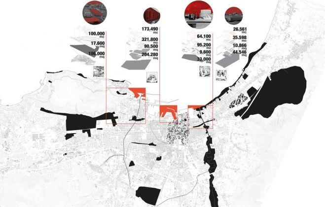 Maurizio Carta con Barbara Lino e Jessica Smeralda Oliva, Atlante delle aree di riciclo di Palermo elaborato nell'ambito del Piano Strategico Palermo Metropoli 2025, 2015