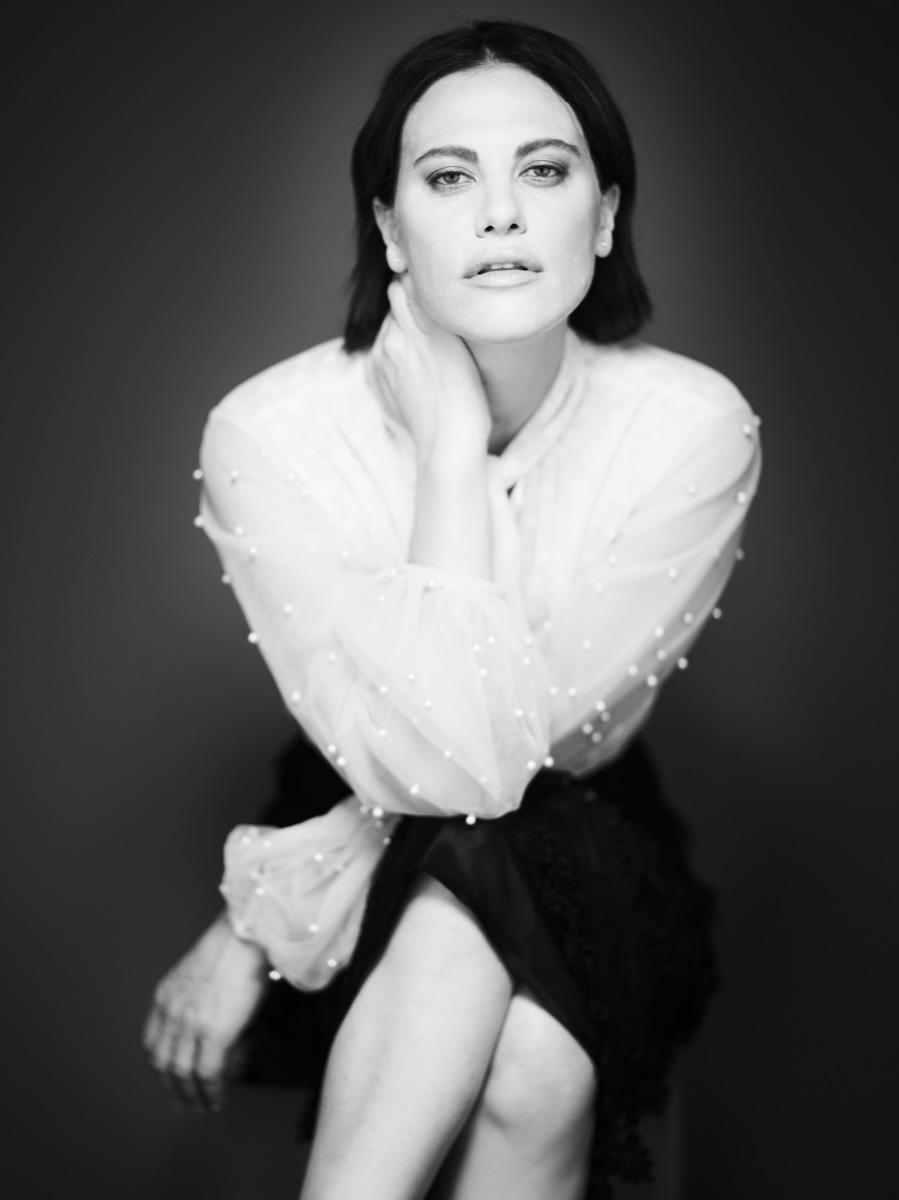 Melania Dalla Costa fotografata da Gastel