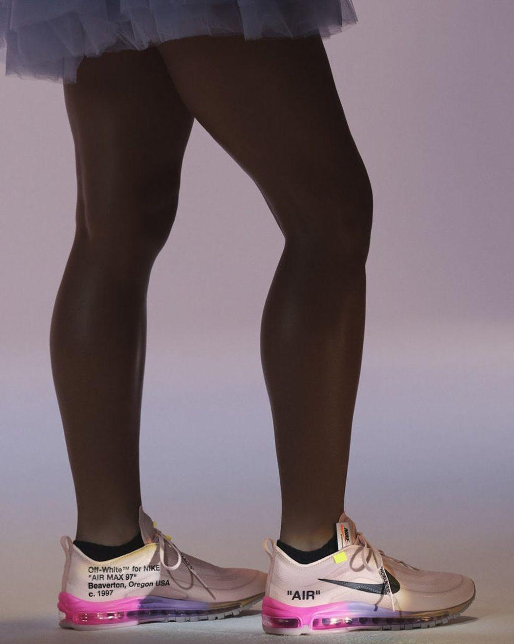 100% authentic abb37 cadc7 Nike Off White. Serena Williams. 2018