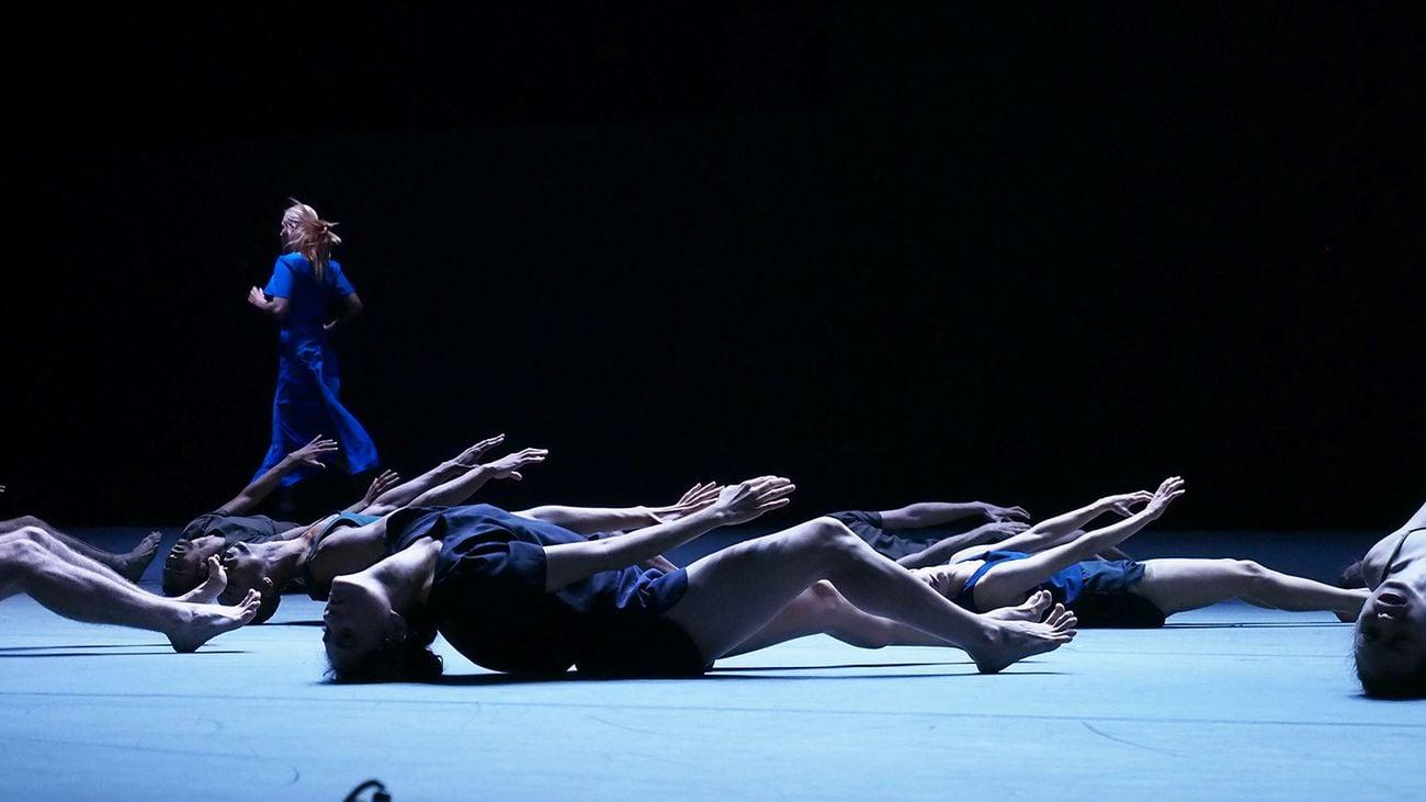 Ohad Naharin, Last Work, Batsheva Dance Company. Photo Gadi Dagon