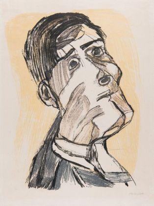 Oskar Kokoschka, Autoritratto da due lati, 1923. Museum der Moderne, Salisburgo © Fondation Oskar Kokoschka – Bildrecht, Vienna, 2018. Photo Hubert Auer. Courtesy Museum der Moderne Salzburg