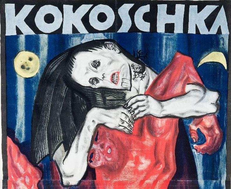 Oskar Kokoschka, Pietà, 1909. Museum der Moderne, Salisburgo © Fondation Oskar Kokoschka – Bildrecht, Vienna, 2018. Photo Hubert Auer. Courtesy Museum der Moderne Salzburg, dettaglio