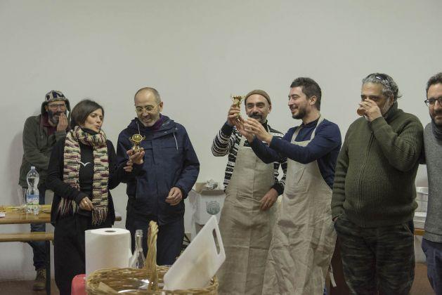 Premiazione. Ph. Giorgio Benni