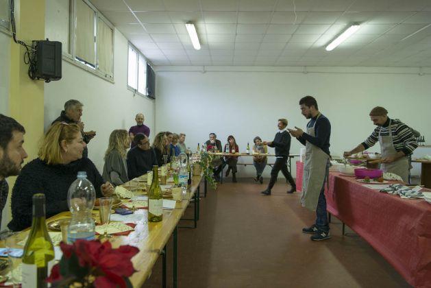 Presentazione Simone Ciglia e Matteo Fato. Ph. Giorgio Benni