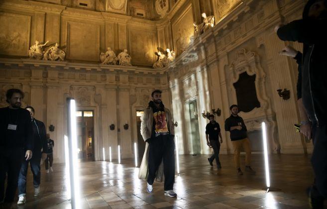 Palazzo Madama, Mengoni Backstage Photo courtesy of Ph. Giorgio Perottino – Archivio Fotografico Fondazione Torino Musei