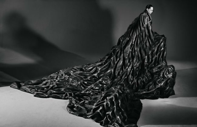 Paolo Canevari & Riccardo Tisci, Another Dress, Another Magazine. Photo R. Burbridge