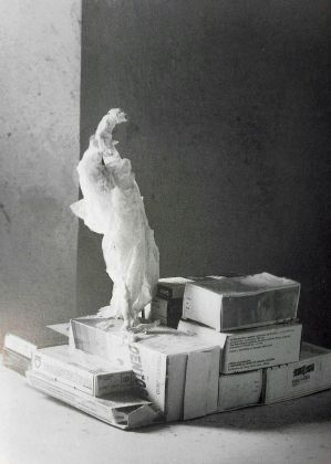 Paolo Fabiani, Pulcinella, 1995. Courtesy l'artista