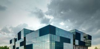 Park Associati, Nestlé Headquarters. Facciata Sud Ovest. Photo © Andrea Martiradonna