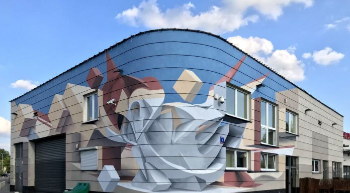 Peeta, Urban Forms, Lodz 2018
