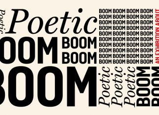 Poetic Boom Boom