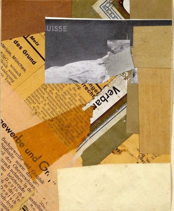 RE.USE. Kurt Schwitters, Untitled