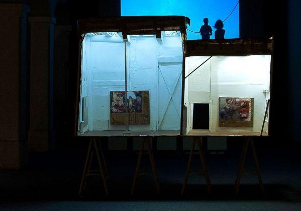 RE.USE. Thomas Hirschhorn Art Center 4 (Blow Down)