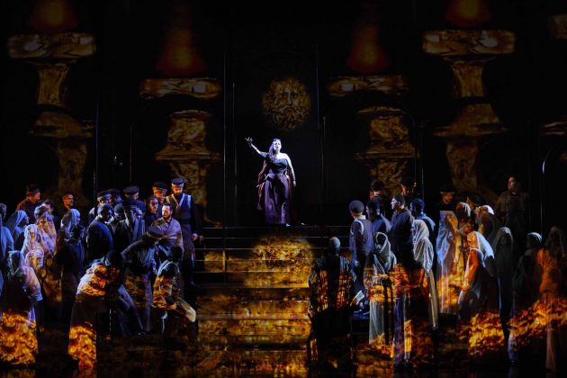 Ravenna Festival 2018. Giuseppe Verdi, Nabucco. Photo © Zani Casadio