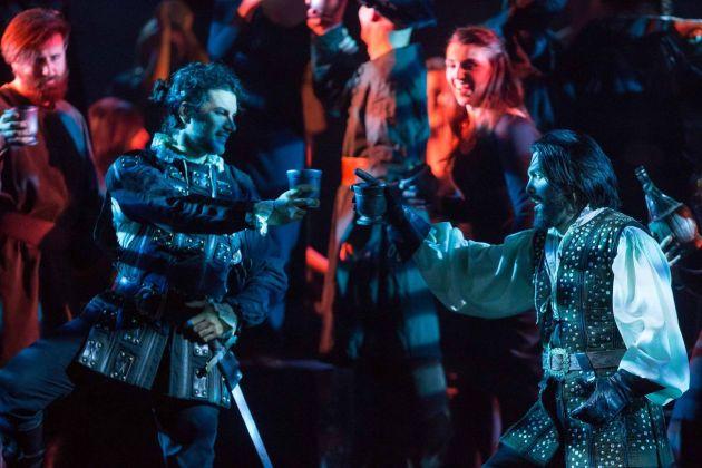 Ravenna Festival 2018. Giuseppe Verdi, Otello. Photo © Zani Casadio