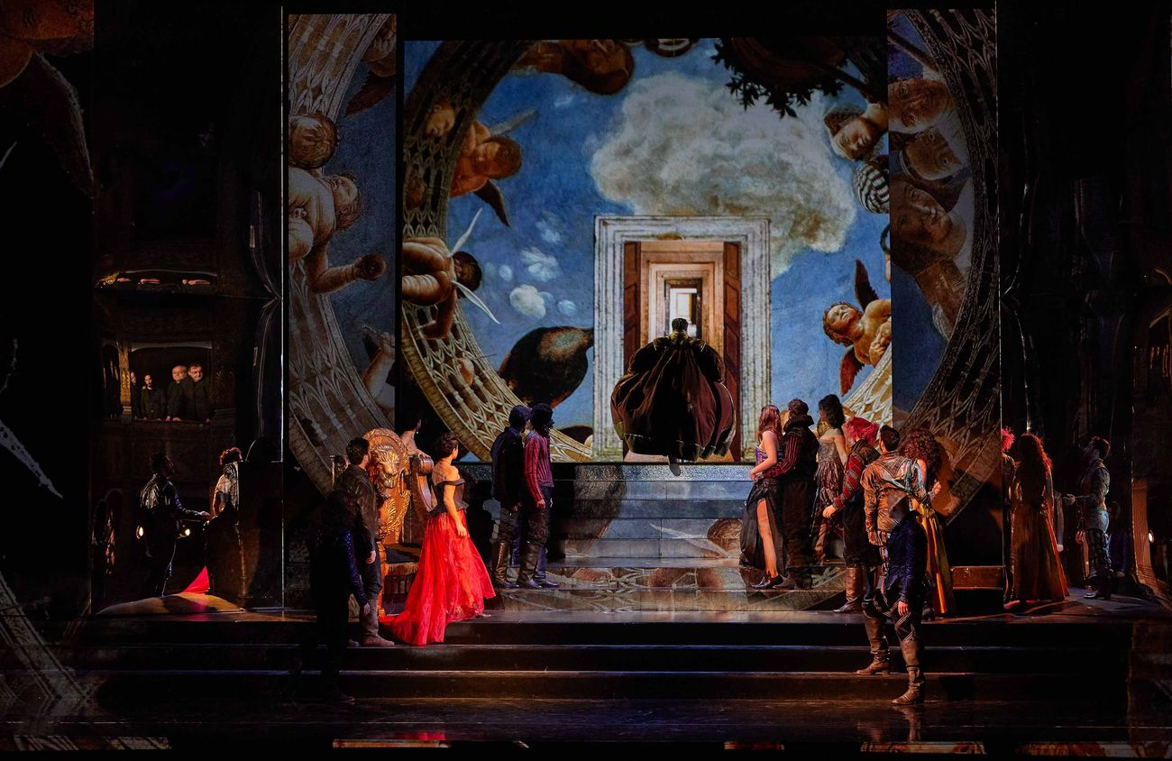 Ravenna Festival 2018. Giuseppe Verdi, Rigoletto. Photo © Zani Casadio