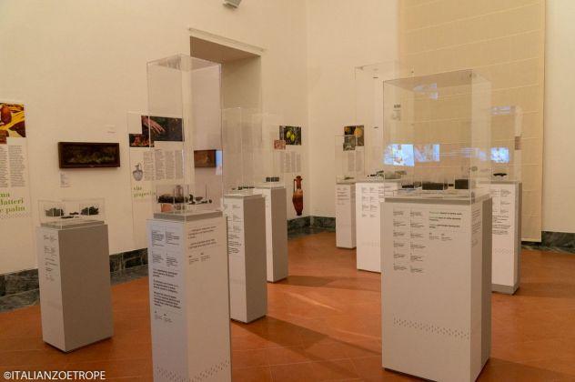 Res Rustica. I commestibili. Installation view at MANN, Napoli 2018. Photo © Italianzoetrope