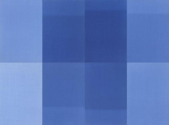 Rolando Tessadri, Tessitura n. 01 02 03 04 05 06 07 08, 2018. Courtesy l'artista