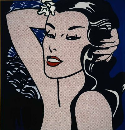 Roy Lichtenstein, Little Aloha, 1962. Photo Robert McKeever © Estate of Roy Lichtenstein - SIAE 2018