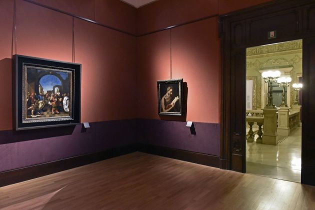 Rubens, Van Dyck, Ribera. La collezione di un principe. Exhibition view at Gallerie d'Italia – Palazzo Zevallos Stigliano, Napoli 2018. Photo Roberto Della Noce