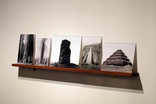 Søren Lose, Erections, 2016. Courtesy Galleria Riccardo Crespi & the artist