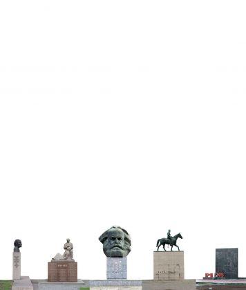 Søren Lose, Monuments #14 (hard times), 2012. Courtesy Galleria Riccardo Crespi & the artist