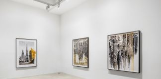 Søren Lose. New Obstacles. Installation view at Galleria Riccardo Crespi, Milano 2018. Photo Melania Dalle Grave