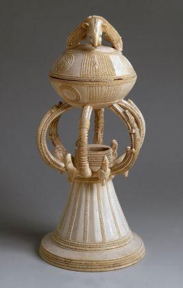 Saliera, XV-XVI sec., Sierra Leone. Modena, Galleria Estense