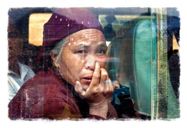 Salvo Galano, Crossing the Vietnam China border ® Salvo Galano