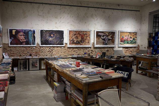 Salvo Galano. Photographs. Installation view at Stamberga, Milano 2018