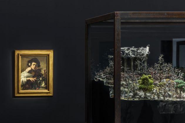 Sanguine. Luc Tuymans on Baroque. Fondazione Prada, Milano 2018. Photo Delfino Sisto Legnani e Marco Cappelletti. Courtesy Fondazione Prada