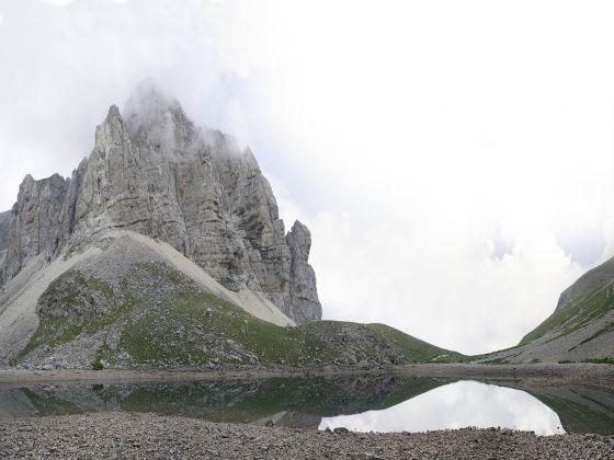 Silvia Camporesi, Il lago di Pilato (Ascoli Piceno), 2018