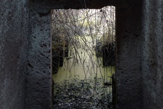 Silvia Camporesi, La tomba (Cerveteri, Viterbo), 2018