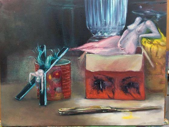 Thomas Braida, Chiudi gli occhi, casalinga professionista, 2018. Courtesy the artist & Monitor, Roma Lisbona. Collezione Antonio Maccaferri, Bologna. Photo Michele Alberto Sereni
