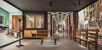 Tutto Ponti. Gio Ponti Archi-Designer. MAD – Musée des Arts Décoratifs, Parigi 2018. Photo © Luc Boegly