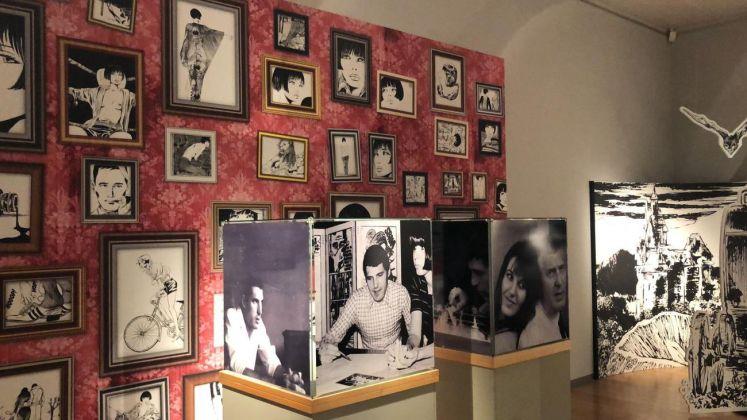 Valentina. Una vita con Crepax. Museo Civico, Bassano del Grappa 2018