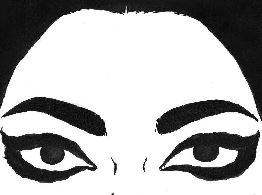 Vanna Vinci – Io sono Maria Callas (Feltrinelli, Milano 2018). Copertina, dettaglio