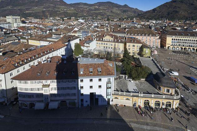 Veduta Bolzano. Courtesy Ca.do.ma