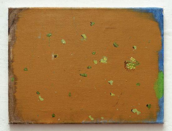 Vera Portatadino, Relics, 2018, oil on linen, 30 x 40 cm