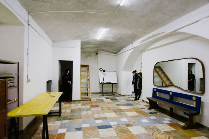 Viadellafucina16 Condominio Museo, ph Miha Sagadin, courtesy Kaninchen Haus