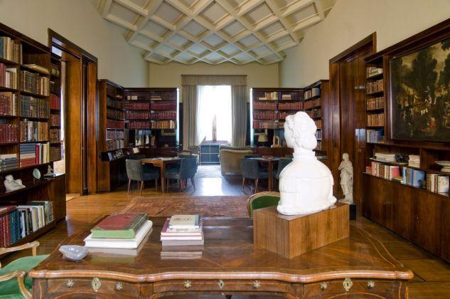 Villa Necchi Campiglio, Milano. Photo Giorgio Majno, 2008 © Archivio FAI - Fondo Ambiente Italiano