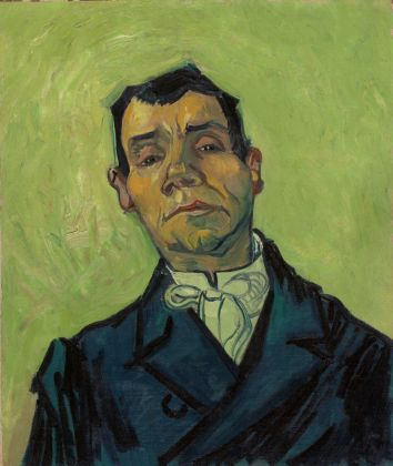 Vincent van Gogh, Portrait of a Man, end of October–mid December 1888 © Kröller Müller Museum